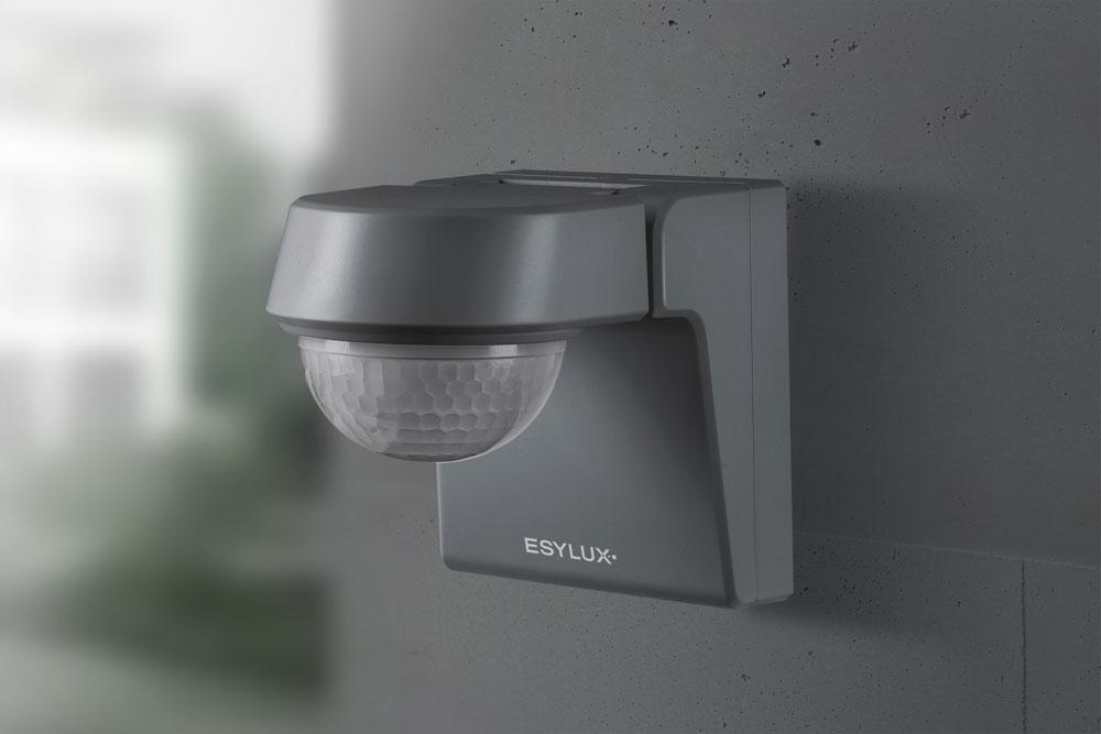 ESYLUX: Intelligente Lichtsteuerung mit hohem Sicherheitsfaktor
