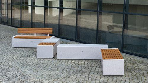 Modulare Sitzelemente von ZIEGLER