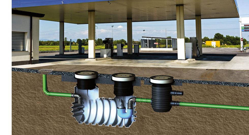 SCHÜTTER Behältercenter: Wassermanagement mit System!