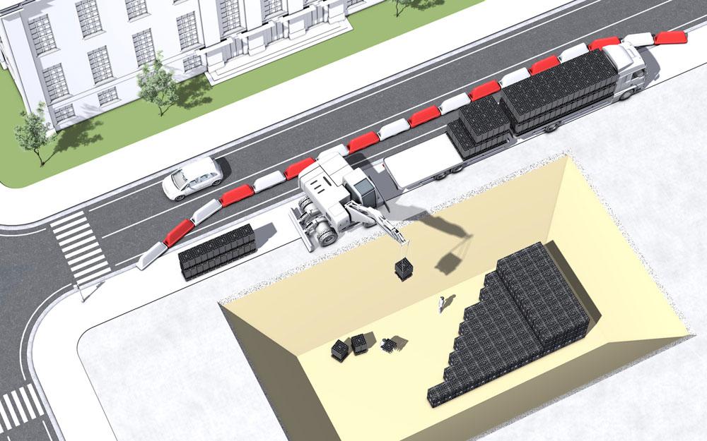 GRAF: neuer Modul EcoBloc Inspect smart