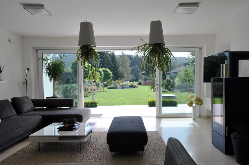 Fenster aus Trocal oder Kömmerling Profilen