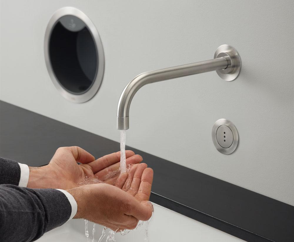 VOLA: Intelligente, hygienische Lösungen für Ihr Badeerlebnis
