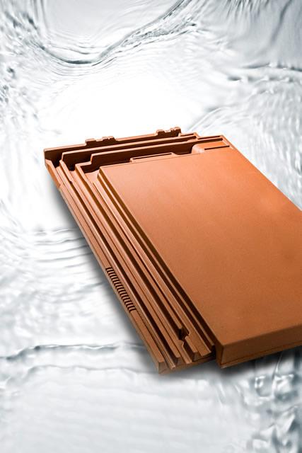 ERLUS liefert seit Generationen beste Tondachziegel-Qualität