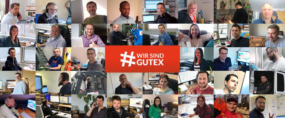 #WIRsindGUTEX