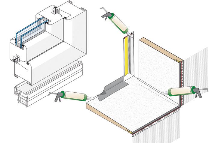 GUTEX Thermowall: Holzfaser-WDVS mit Mehrwert