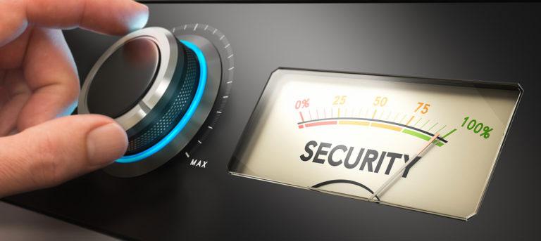 Axis Cybersicherheit bei Überwachungslösungen