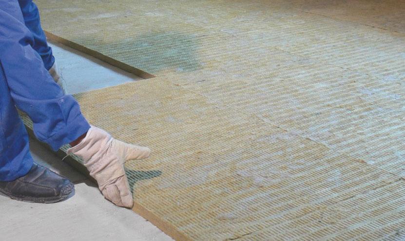 ARGE FMI: Trittschallschutz, Wärme und Behaglichkeit für Böden und Decken