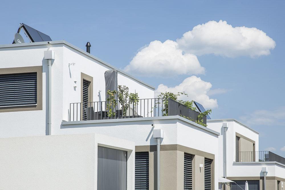 APERAM: Tipp für die Flachdach-/Attikaentwässerung