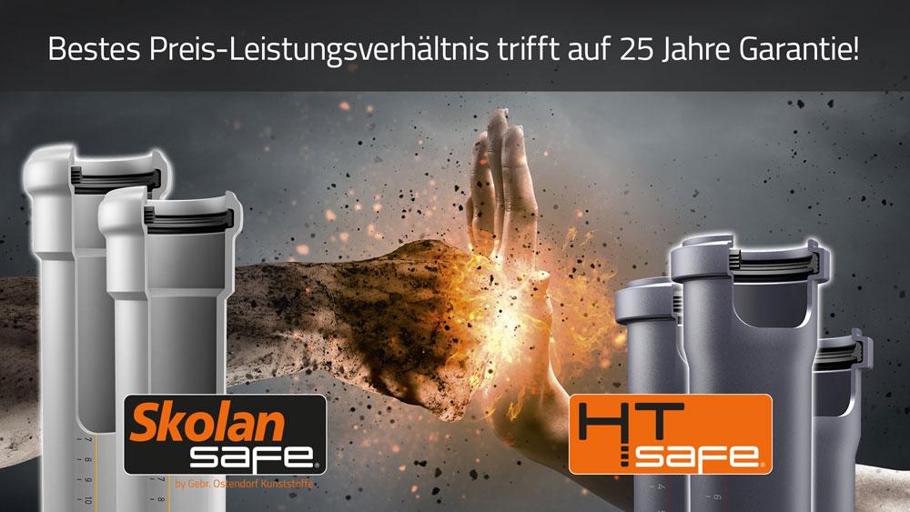 Gebr. Ostendorf Kunststoffe GmbH: So geht Hausentwässerung heute!