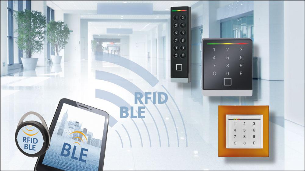 PHG: Zeitgemäße Zutrittskontrolle und Benutzeridentifikation