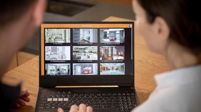 PALETTE CAD: Von Planer bis Kunden – alles trifft sich im virtuellen Showroom