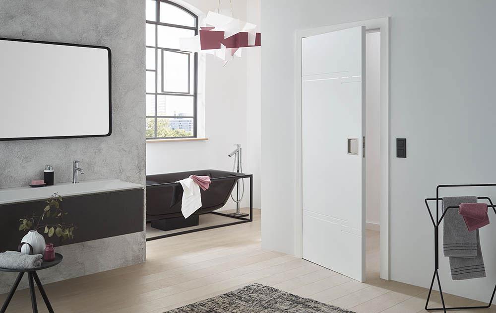 Protect+ Paket – Schutz für die Türen bei Luftfeuchtigkeit