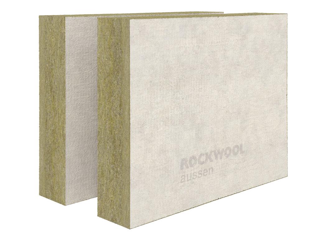"""ROCKWOOL: Kellerdecken-Dämmplatte """"Planarock Paint"""""""