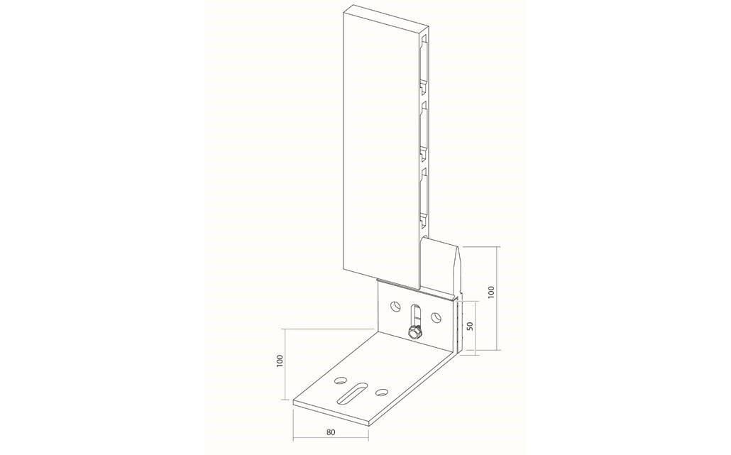 AQUASOL: Limaflex 200 – höhenverstellbare Randbegrenzung