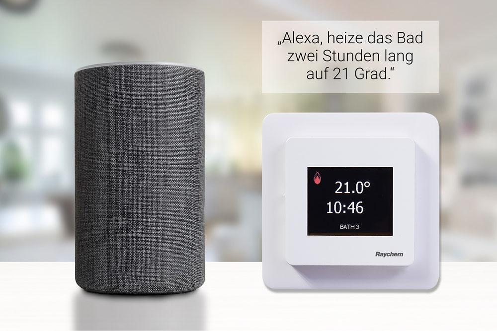 nVent RAYCHEM-Thermostat SENZ WIFI