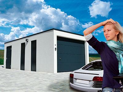 schnauer schnauer fertiggaragen die sch nsten fertiggaragen sterreichs baudatenbank at. Black Bedroom Furniture Sets. Home Design Ideas