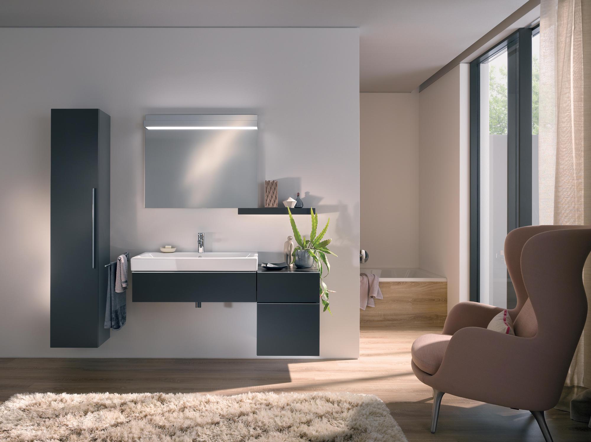 geberit keramag keramag badserien f r hohe anspr che an komfort und sthetik baudatenbank at. Black Bedroom Furniture Sets. Home Design Ideas