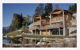 RUBNER: SOLIGNO® - Das natürlichste Holzbausystem