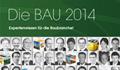 ARS : Die BAU 2014 – Expertenwissen für die Baubranche