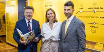 EVVA: Start-up seit 1919: EVVA feierte 100 Jahre Jubiläum