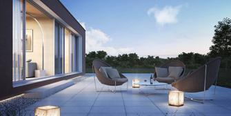 <br>Friedl mit neuen Terrassenplatten auf der Design 2016