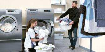 """<br>Die sparsamen Wasch-Profis – eine """"waschechte"""" Innovation"""