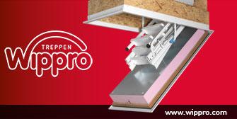 WIPPRO: Hochdämmend: Die neue Dachbodentreppe KLIMATEC 160