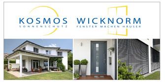 WICK: Fenster, Haustüren und Sonnen-schutz: Alles aus einer Hand!