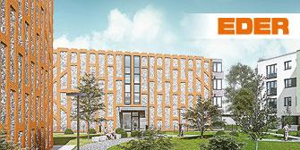 EDER: EDER: Die neue Dimension im mehrstöckigen Wohnbau!