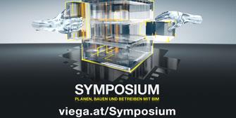 Viega Symposium: Planen,<br> Bauen und Betreiben mit BIM