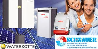 SCHNAUER: Intelligente Photovoltaik-Stromspeicher von Schnauer