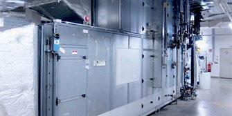 CO-PLAN: CO-PLAN: Lüftungsanlagen Hygiene-Erstinspektion