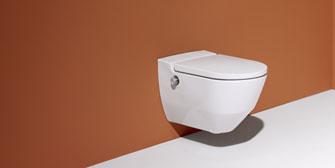 LAUFEN: Cleanet Navia: Das neue Dusch-WC von Laufen