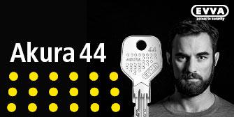 EVVA: EVVA Neuheit -  Akura 44: A new dimension of flexibility!