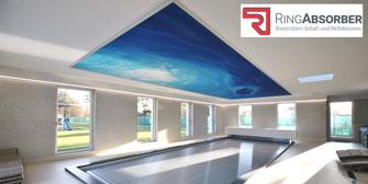 FRANNER: FRANNER: Verbesserte Raum-akustik mit A1 RingAbsorber<sup>®</sup>