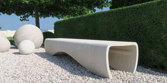 FRIEDL: Friedl Steinwerke: 3D-DruckMöbel für moderne Platzgestaltung
