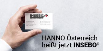 WS INSEBO: INSEBO<sup>®</sup> – bewährte Expertise unter neuem Namen
