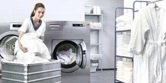 MIELE: MIELE: Professionelle Planung von Wäschereien spart Geld!