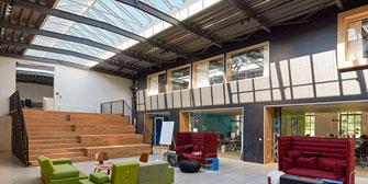 VELUX: VELUX Commercial: Sanierung von Tageslichtsystemen im Dach