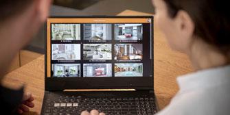 PALETTE CAD: Vom Planer bis zum Kunden, alles trifft sich im virtuellen Showroom